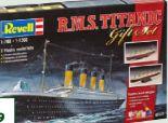 Geschenkset Titanic von Revell