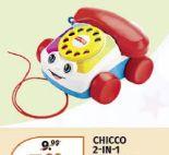 Plapper Telefon von Fisher Price