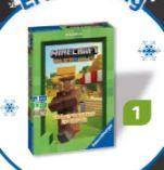 Minecraft Brettspiel von Ravensburger