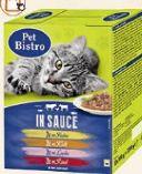 Katze-Beutel von Pet Bistro