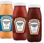 Saucen von Heinz