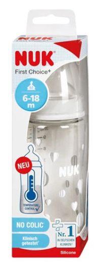 First Choice+ Babyflasche von Nuk