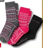 Damen Thermo Socken von Bruno Banani