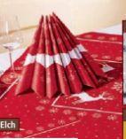 Weihnachts Tischdekoration von Daunasoft