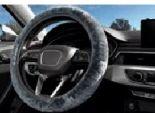 Lammfell-Lenkradhülle von Diamond Car