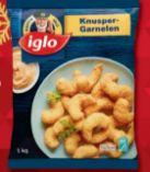 Knuspergarnelen von Iglo