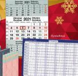 Papier Jahresplaner A3