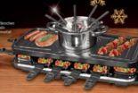 Raclette-FondueSet PK-RF120 von Silva Homeline