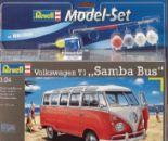 Model-Set VW T1 Samba Bus von Revell