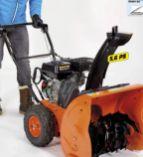 Benzin-Schneefräsen 570 von Gardenline