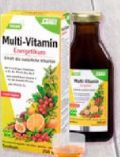 Multi-Vitamin-Energetikum von Salus