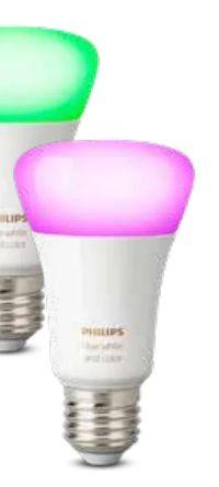 Hue LED-Lampen White & Color von Philips