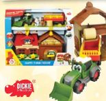 Happy Farm Trailer von Dickie Toys