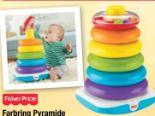Farbring Pyramide von Fisher Price
