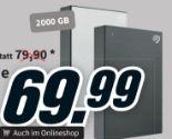 Festplatte One Touch HDD von Seagate