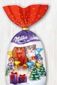 Nikolo&Krampus Mischbeutel von Milka