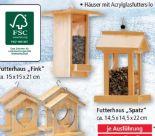 Vogelfutterhaus von Little Friends