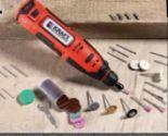 Akku Schleif-Gravuren-Set von Kraft Werkzeuge