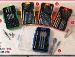 Bohrer-Set von Kraft Werkzeuge