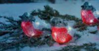 LED-Rotkehlchen von Konstsmide