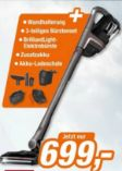 Akkuhandstaubsauger Triflex HX1 Pro von Miele