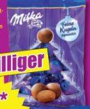 Feine Kugeln Mischung von Milka