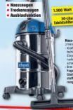 Nass-Trockensauger NTS30 von Scheppach
