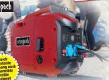 Inverter-Stromerzeuger SG 2000 von Scheppach