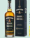 Irish Whiskey Black Barrel von Jameson