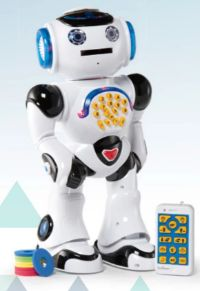 Roboter Powerman von Lexibook