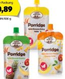 Porridge Quetschbeutel von Happy Harvest