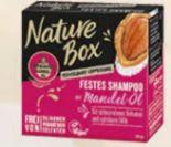 Festes Shampoo von Nature Box