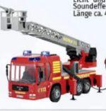 Feuerwehr Drehleiter von Dickie Toys
