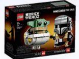 Der Mandalorianer und das Kind von Lego