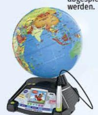 Interaktiver Videoglobus von Vtech