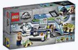 Dr. Wus Labor: Ausbruch der Baby-Dinosaurier von Lego