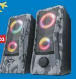 Gaming Speaker GXT 606 RGB2.0 von Trust