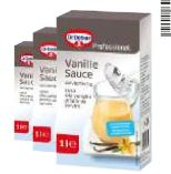 Vanille Sauce von Dr. Oetker