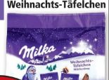 Weihnachtstäfelchen von Milka
