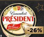 Camembert Original von President