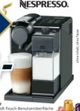 Nespresso Kapselmaschine Lattissima Touch EN560.B von DeLonghi