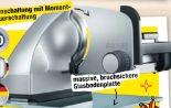 Allesschneider Master M90 von Graef