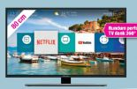 LED Smart-TV H32A5840 von Hisense