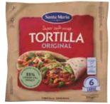 Tex Mex Wrap Tortilla von Santa Maria