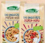 Bio-Müsli von Allos