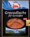 Räucherlachs-Gravadlachs Geschenkkarton von Elfin