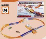 Hot Wheels Steilkurven Supersprung Set von Mattel