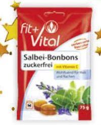 Salbei-Bonbons von Fit+Vital