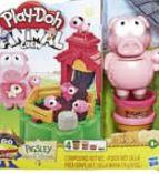 Play Doh Animal Crew Cluck-A-Dee Verrücktes Huhn von Hasbro