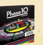 Phase 10 Strategie Brettspiel von Mattel
